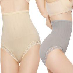 레이스 복대팬티 셰이퍼 슬림 다이어트 바디쉐이퍼 보정속옷