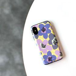 플라워가든 케이스 (하드) - 아이폰6플러스 (6s플러스)