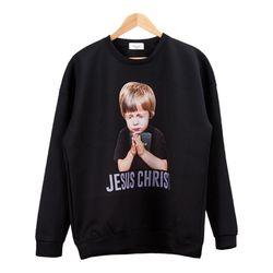 네오프렌 리틀 프레이어 블랙 티셔츠MOD013