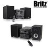 브리츠 블루투스 CD 알람 라디오 BZ-MC1584B