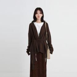 loose robe cardigan (4colors)