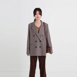 dandy double jacket (2colors)