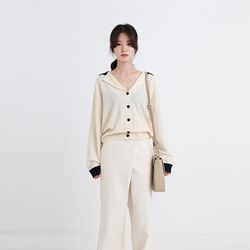 grace v-neck cardigan (6colors)