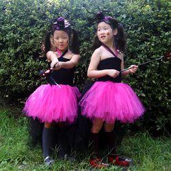 할로윈 걸 크러쉬 핑크 원피스 150 size - 160 size