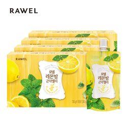 로엘 곤약젤리 레몬밤 (130g x 10팩) 4박스