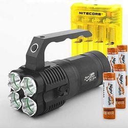 LED 써치라이트 세트 4E65L-Q4Y 224 6500루멘