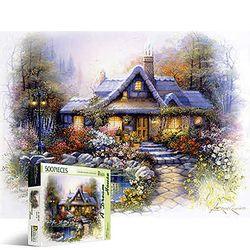 500조각 직소퍼즐 - 안드레 오피나스 - 꿈속의 집 (CA5015A)