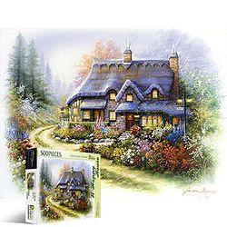 500조각 직소퍼즐 - 안드레 오피나스 - 행복한 집 (CA5016A)