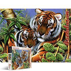 500조각 직소퍼즐 - 백두산 호랑이 (CA5022A)