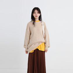 alpaca hazzi loose knit (2colors)