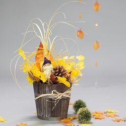 가을 과일 장식(중)