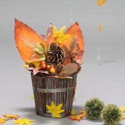 가을 과일 장식(소)