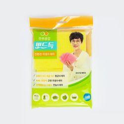 팽현숙 주부공감 뽀드득 위생수세미 (10매)