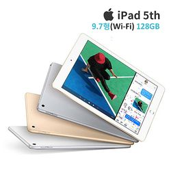[Apple] 애플 아이패드 5세대  NEW i Pad (128GB) 골드-K7014053