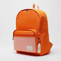로디스 소프트백팩 무지백팩 오렌지