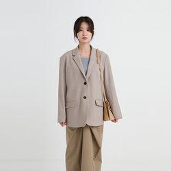 moet herringbone jacket (3colors)