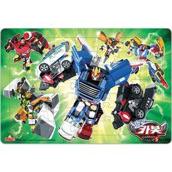 4964랜덤조각 판퍼즐  헬로 카봇 2