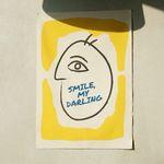 smile my darling (ivory)