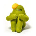 젤리크루 웅크린 선인장 관절인형 40cm