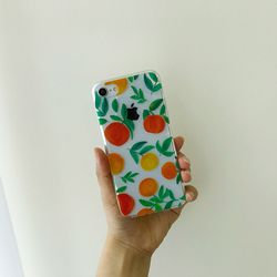 오렌지 젤리 케이스 (전기종)