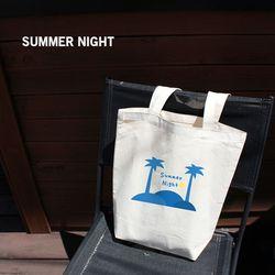 SUMMER NIGHT 에코백 (M size)