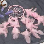핑크빛향기 드림캐쳐