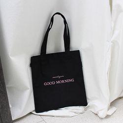 GoodMorning 에코백