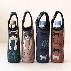 고양이 샤론 타르틴 물병집 시즌4 (4color)