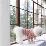 [T.비엘라후드] Biella hood T Pink
