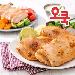 [무료배송] 닭가슴살 샐러드용 혼합 1.4kg + 1.4kg
