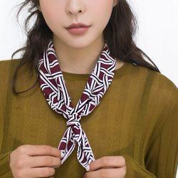 엔비 삼각 스카프