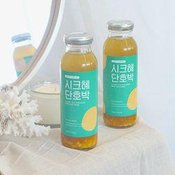 전통방식 그대로 만든 수제 식혜 시크혜단호박 245ml (40병)