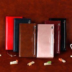 갤럭시와이드3 (J737) Verdad 지갑 케이스