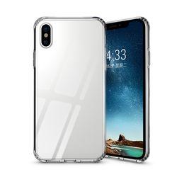 이노 템퍼드 강화유리 아이폰 XS 케이스