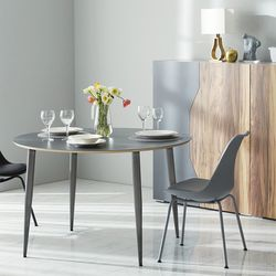 레이어스 원형 테이블 (1200)(6colors)