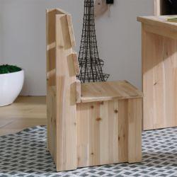코펜 원목 22T 책상 의자