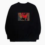 J de sweatshirt ( Firefighter )