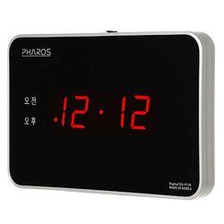 디지털 전자벽시계 SMF-11R 벽걸이시계 CH1409909