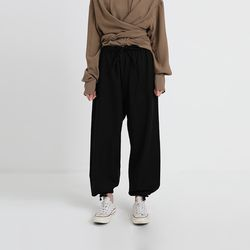 only strap loose jogger pants (3colors)