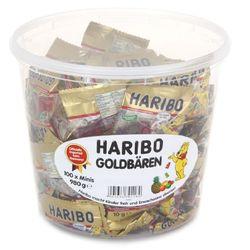 하리보 골드베렌 젤리 10g x 100개 1box 980g