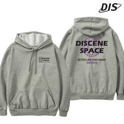 디씬 - DISCENE SPACE - 후드 - JDC-2006
