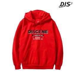 디씬 - double logo - 후드 - JDC-2007