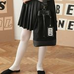 Sister Yoko Bucket Bag (black)