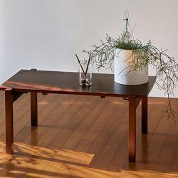 헥스 폴딩 테이블 - 레귤러 와이드