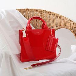 D.LAB Candy Bag - Red (카드지갑SET)