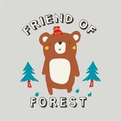 DIY명화그리기세트 숲속의 아기곰 25x25 물감2배 컬러