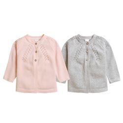 면 스웨터 가디건(12개월-4세) 203635