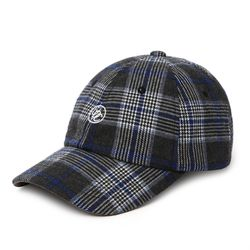 UNION UDC  AUTHENTIC B B  NAVY TARTAN