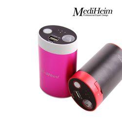 메디하임 전기손난로 보조배터리 MHT-10400
