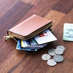 지퍼반돌이 지갑